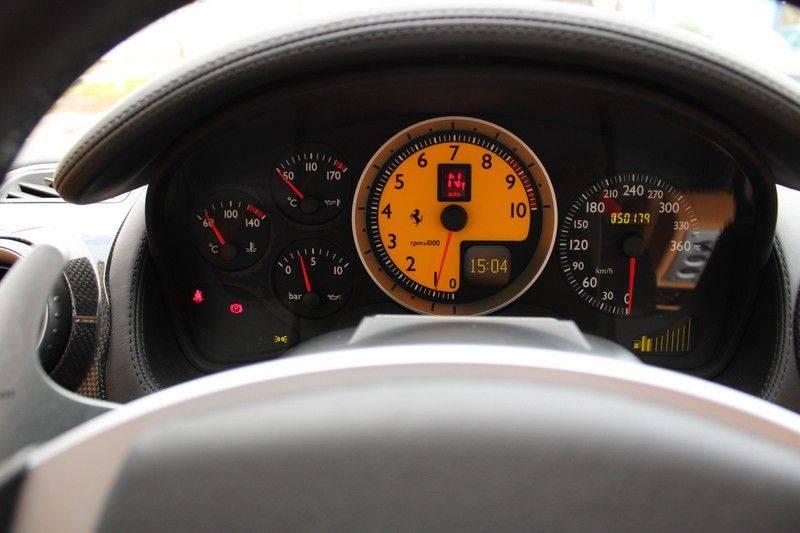 Ferrari F430 F1, Origineel NL geleverd, full ferrari history afbeelding 8