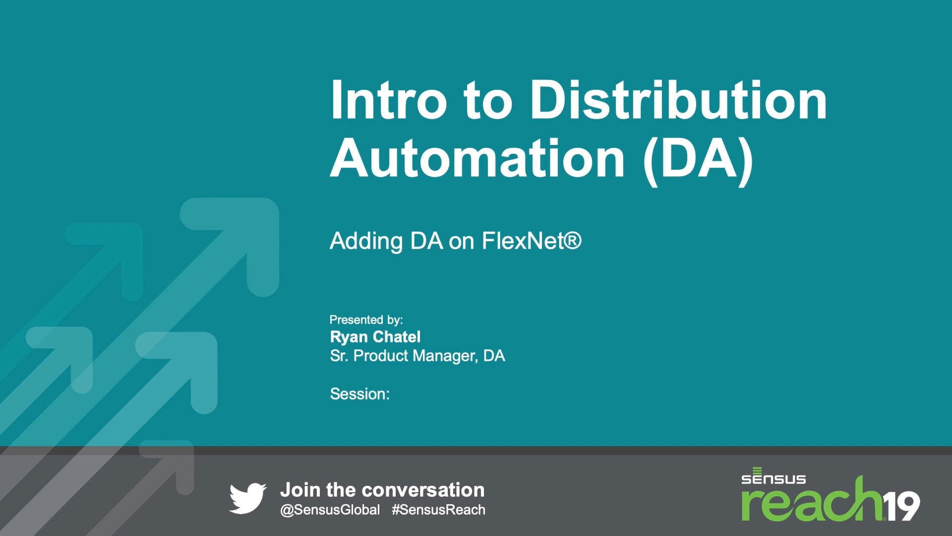 Introduction to Distribution Automation (DA)