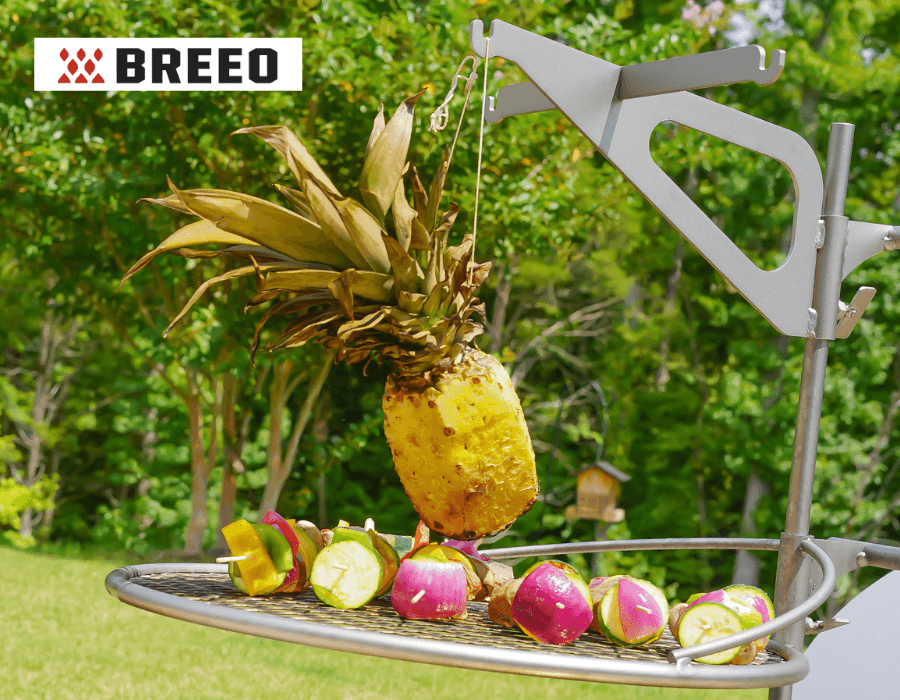 Best Fire Pit Cooking Grates - Breeo Outpost Grilling