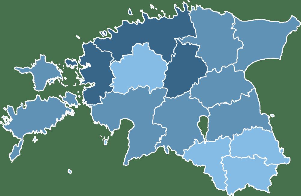 52 protsenti Eesti kodanikest on ülekaalus või rasvunud
