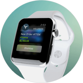 Volusion for Apple Watch