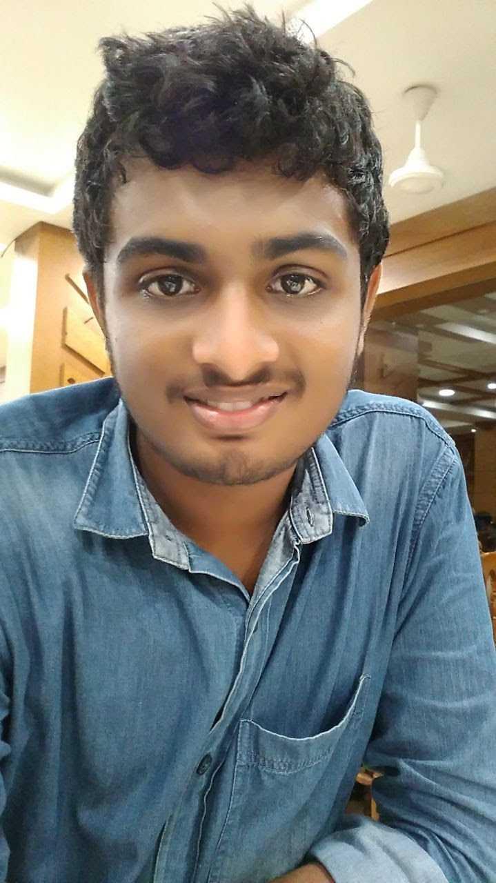 Ram Manoj Potla's photo