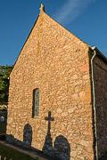 Saint Brelade's Parish Church, Saint-Brélade, Jersey, United Kingdom