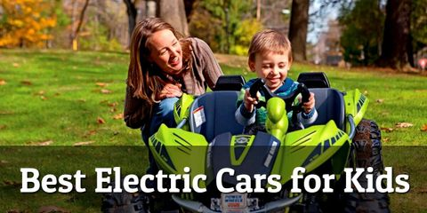 Check Out These 5 Awesome Electric Cars for Kids