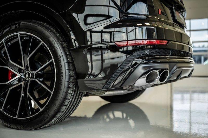 Audi SQ8 4.0 TFSI quattro | Bang & Olufsen | HUD | Leder valcona met ruit | Stoel massage | Alcantara | Nachtzicht | PANO | afbeelding 10