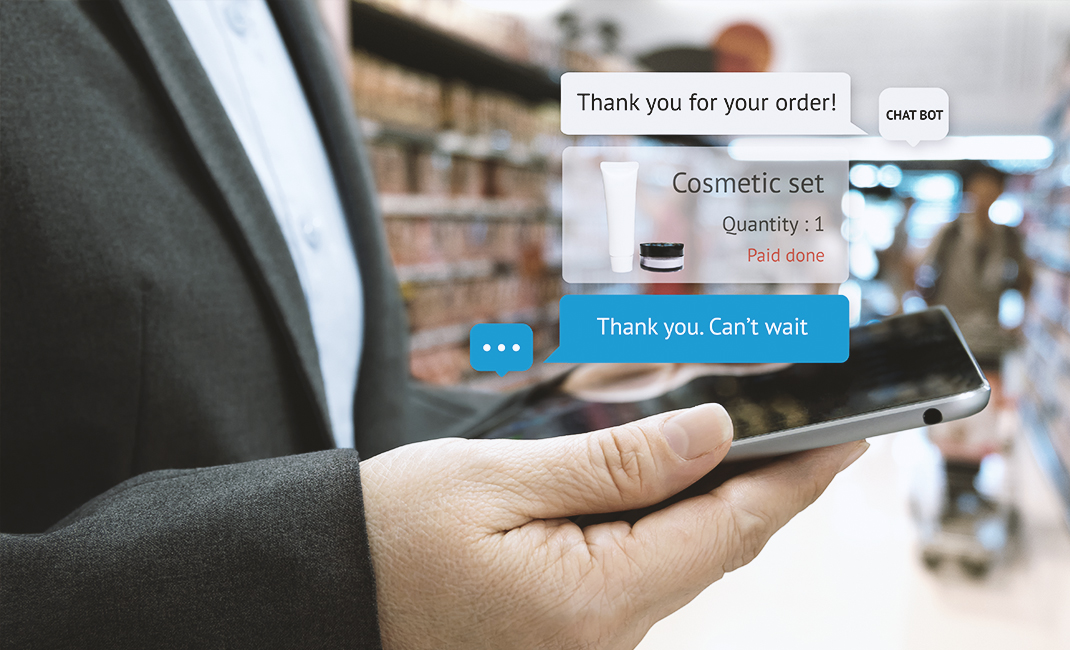 Chat bots in customer service