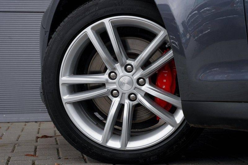 Tesla Model S 85D Performance 700pk Free Charging Pano Leer afbeelding 14