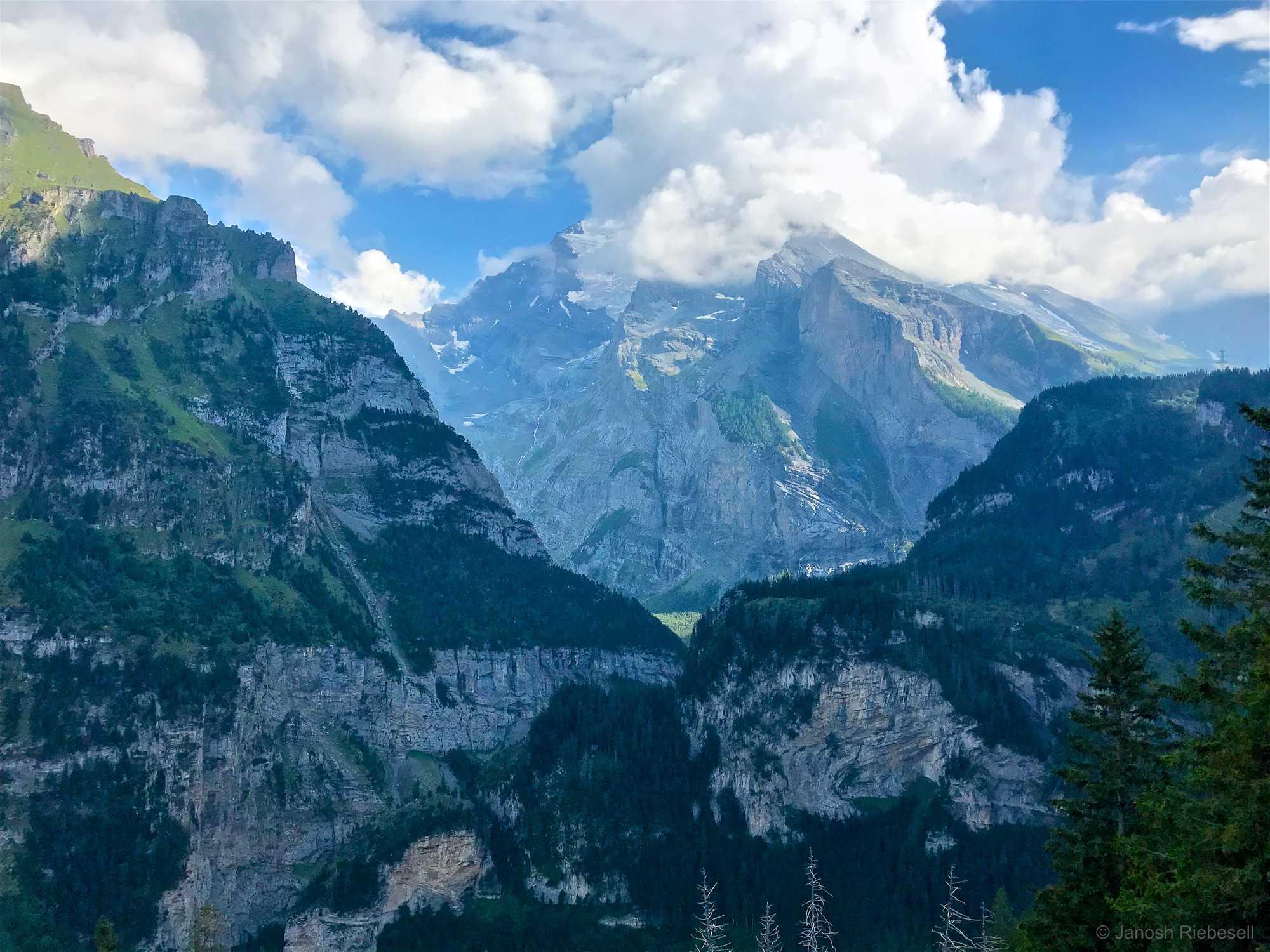 Bern Mountain Massif