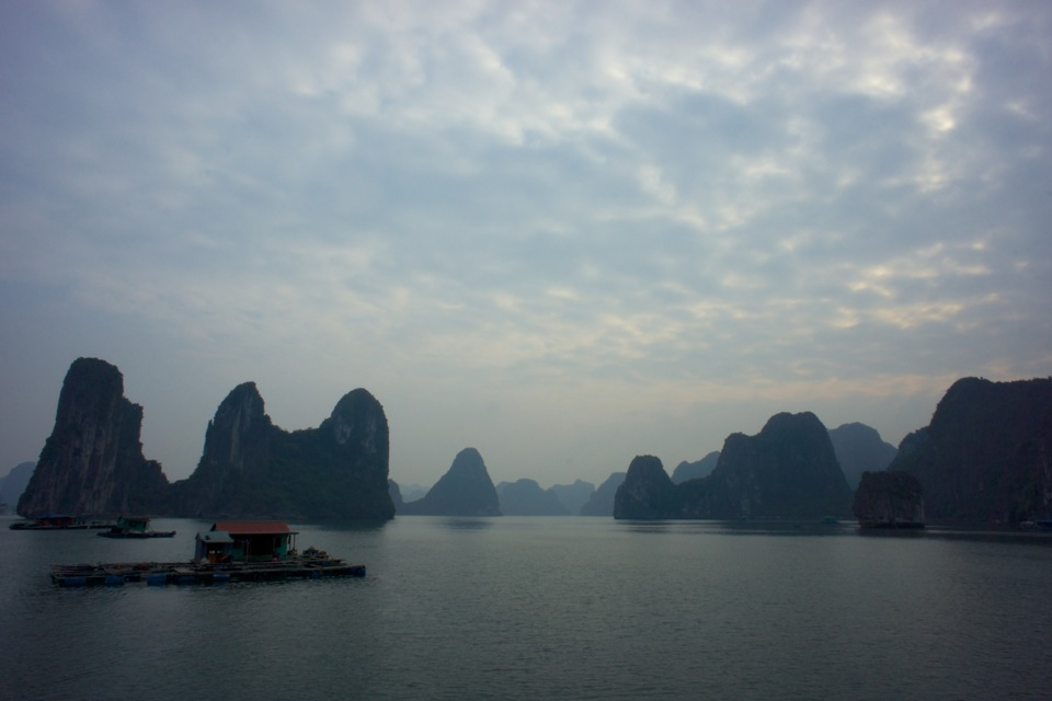 Ha Long Bay (x2)