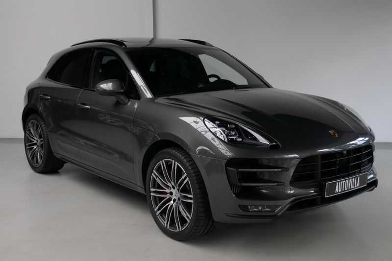 Porsche Macan 3.6 Turbo Performance - Burmester audio afbeelding 11