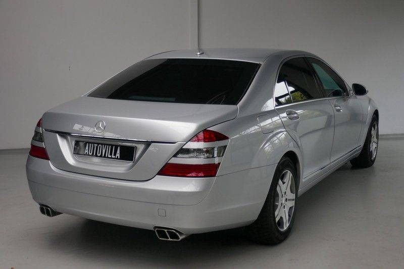 Mercedes-Benz S-Klasse 600 GUARD VR7 Pantser afbeelding 5
