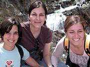 Gemma, Laura & Stefa