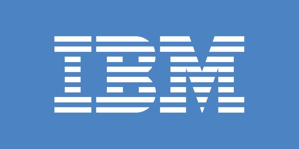 IBM - Logo Image