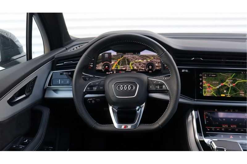 Audi Q7 60 TFSI e quattro Competition BOSE, Panoramakdak, Massage, DAB, Ruitstiksel afbeelding 4