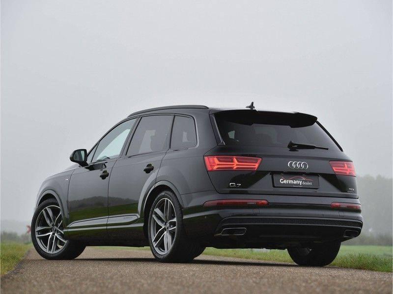 Audi Q7 3.0TDI 272Pk S-Line 7p Quattro Lucht Pano Standk Head-Up 360-Camera 21-Inch Trekh afbeelding 15