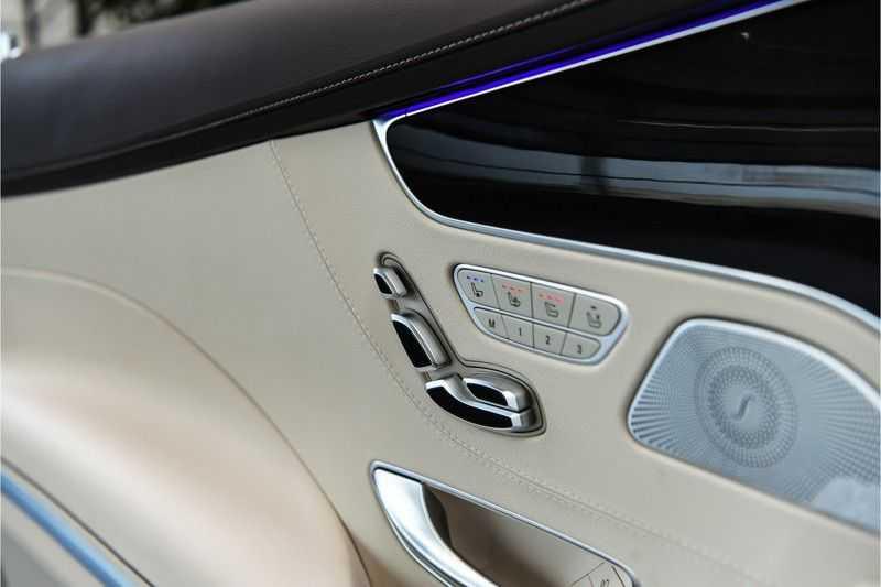 Mercedes-Benz S-Klasse Cabrio 560 | Swarovski | Burmester | 360 graden | Distronic | afbeelding 5