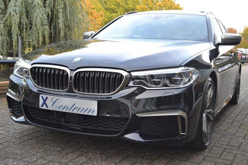 BMW 5 Serie M550d touring afbeelding 1