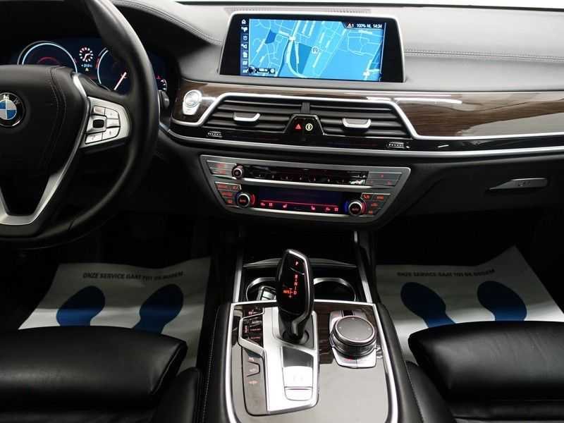 BMW 7 Serie 740D xDrive 320pk Individual M-Sport Aut8 Leer, 360 Camera, Full, 54 dkm afbeelding 16