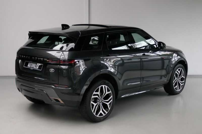 Land Rover Range Rover Evoque 2.0 P250 AWD R-Dynamic afbeelding 6