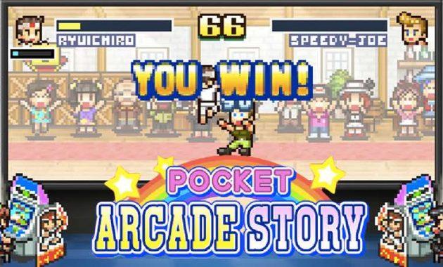 pocket arcade story apk