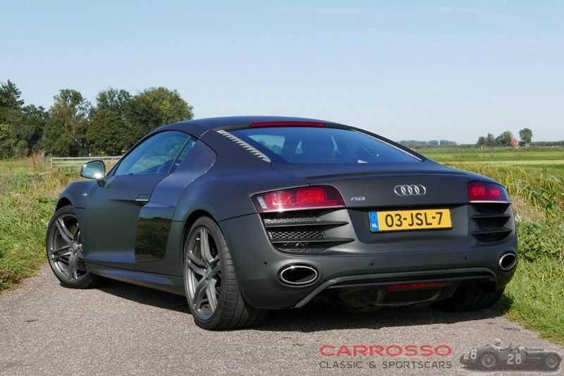 Audi R8 5.2 V10 FSI Origineel Nederlands geleverd! afbeelding 2