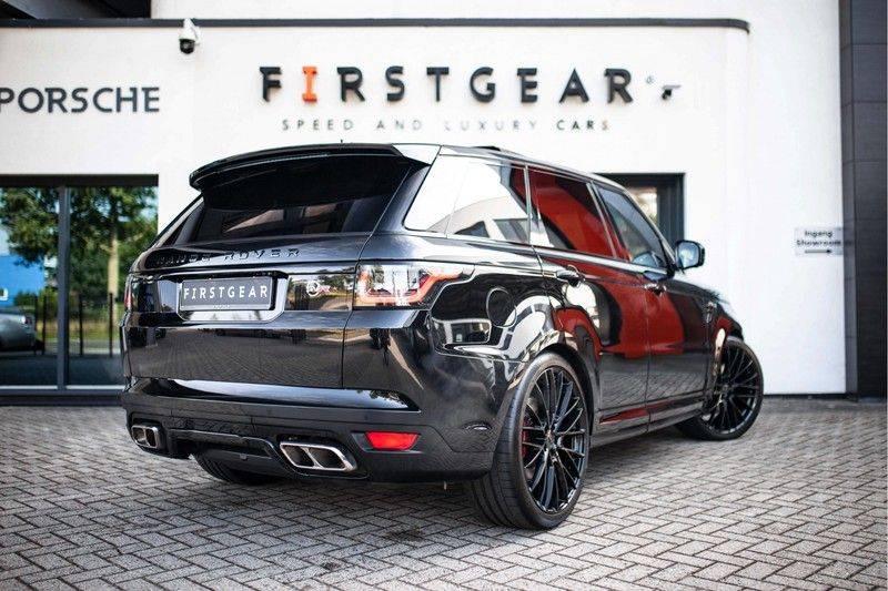 Land Rover Range Rover Sport P575 SVR *Pano / Meridian / Standkachel / HUD / ACC / Pixel-LED* afbeelding 2
