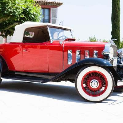 Chevrolet Confederate Sports Roadster 1932 7