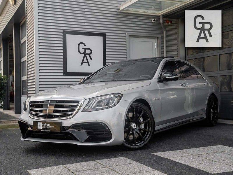 Mercedes-Benz S63-klasse 4Matic Lang 63 AMG 4Matic+ Lang Premium Plus afbeelding 1