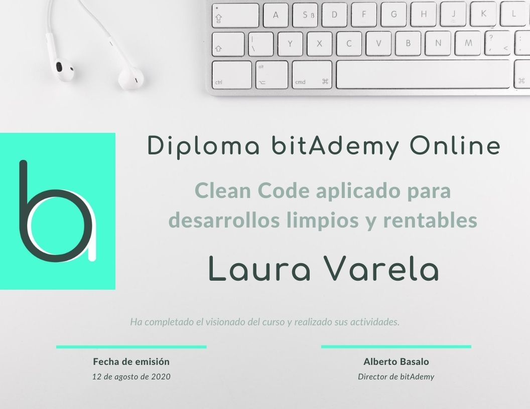 🎓 Laura Varela