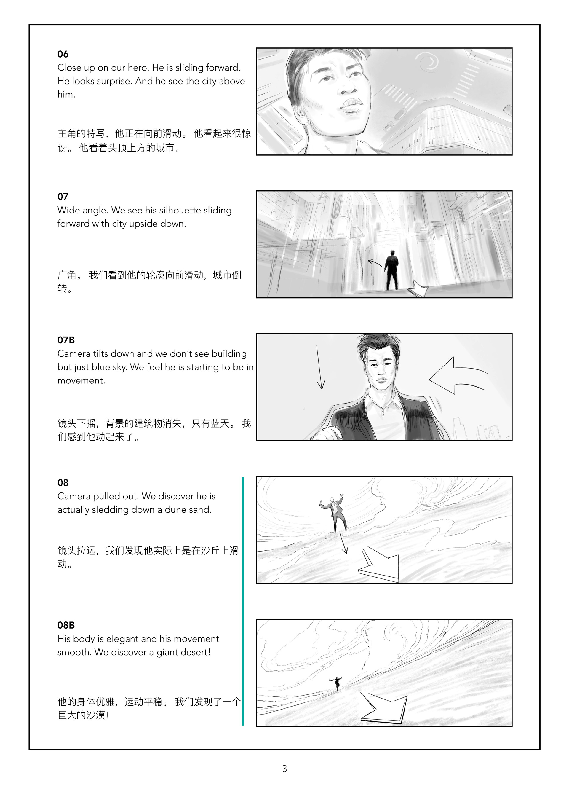 Oppo Compass storyboard 02