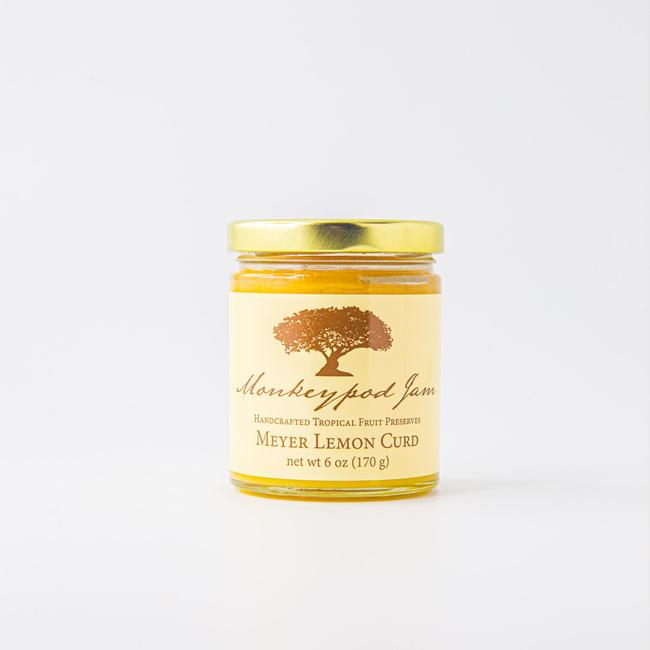 Monkeypod Jam | Meyer Lemon Curd