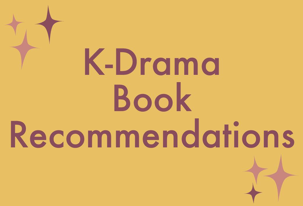 K-Drama Book Recs