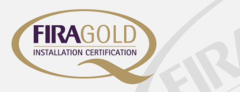 FIRA Gold Award for Installation