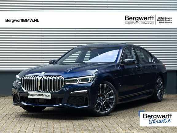 BMW 7 Serie 745e High Executive - M-Sport - Individual - Dak - Stoelventilatie