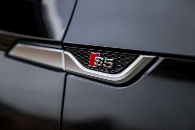 Audi A5 Cabriolet 3.0 TFSI S5 quattro | 354PK | Hoofdruimte verwarming | Trekhaak | Virtual Cockpit | Matrix LED | Camera afbeelding 13