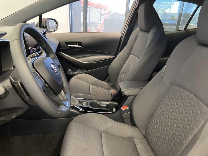 Toyota Corolla 2.0 Hybrid GR-Sport climate control  cruise control adaptive *tot 24 maanden garantie (*vraag naar de voorwaarden) afbeelding 6