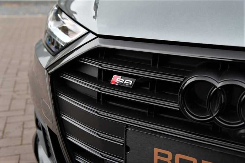 Audi S8 4.0 TFSI KERAMISCHE.REMMEN+B&O+STANDKACHEL afbeelding 22