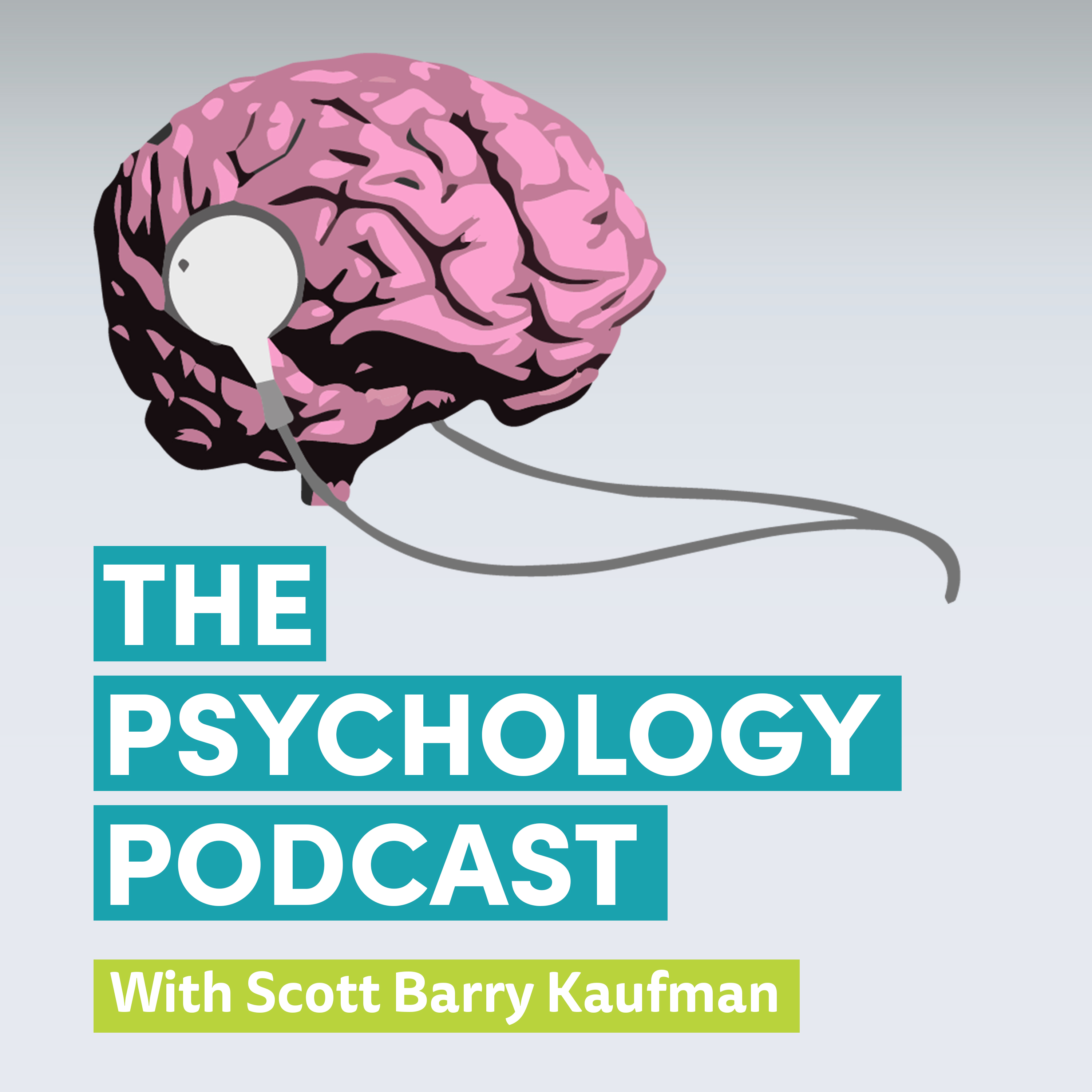 podcast cover of The Psychology Podcast by Scott Barry Kaufman