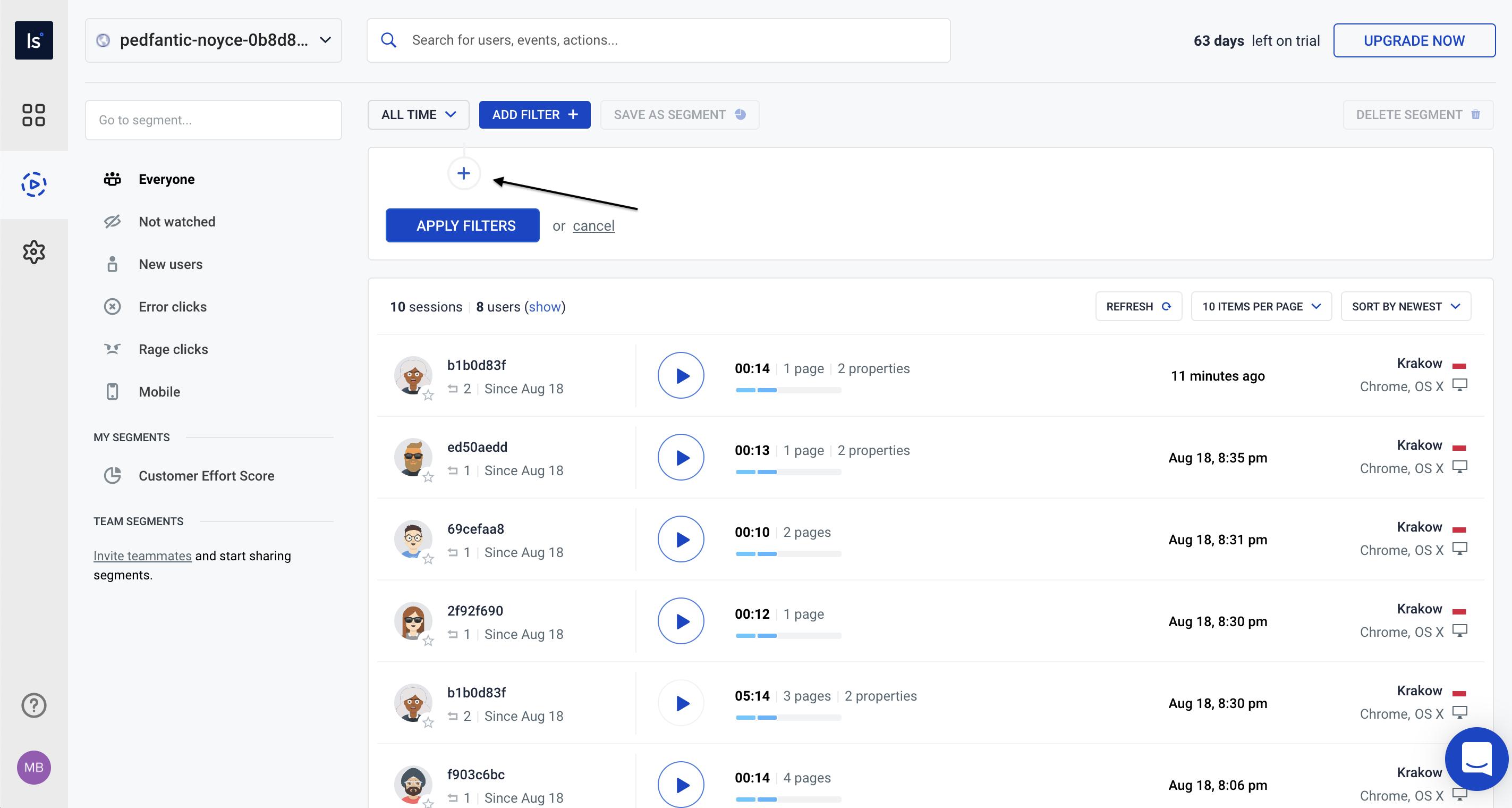 Google Optimize Intergration