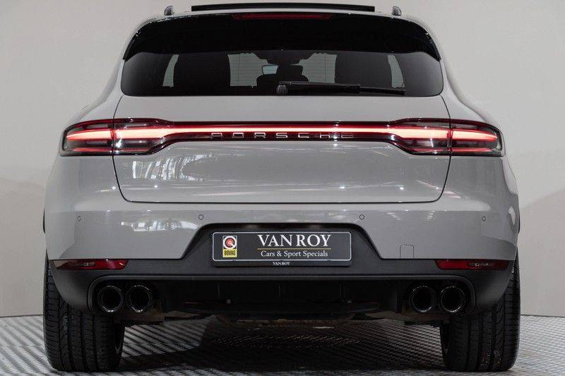 Porsche Macan 3.0 S 354pk PDK Black Design Nieuw Model (Krijt) Luchtvering Panoramadak ACC Sportleder+Memory Full-Led Bochtenverlichting Navi/High Privatglass AppleCarplay 21'' Camera Pdc Trekhaak afbeelding 13