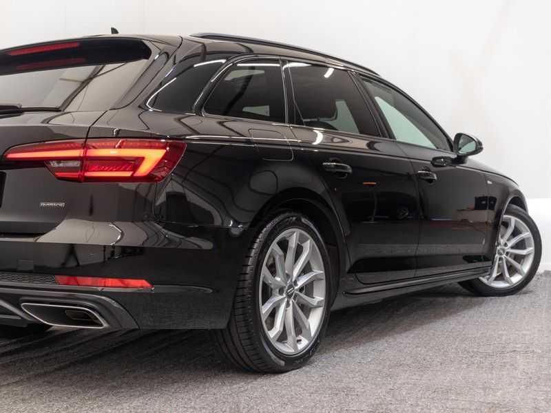 Audi A4 Avant 45 TFSI quattro S edition | 2x S-Line | Panoramadak | B&O Premium Audio | Head-Up Display | Trekhaak | Optiek Zwart | afbeelding 7