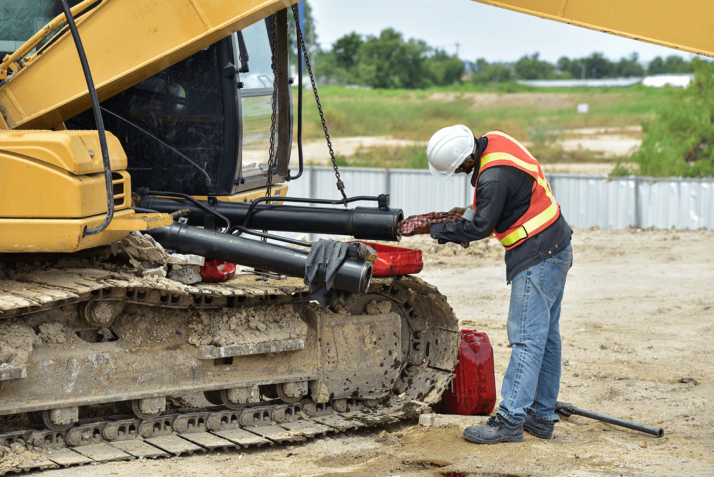 Equipment maintenance benefits
