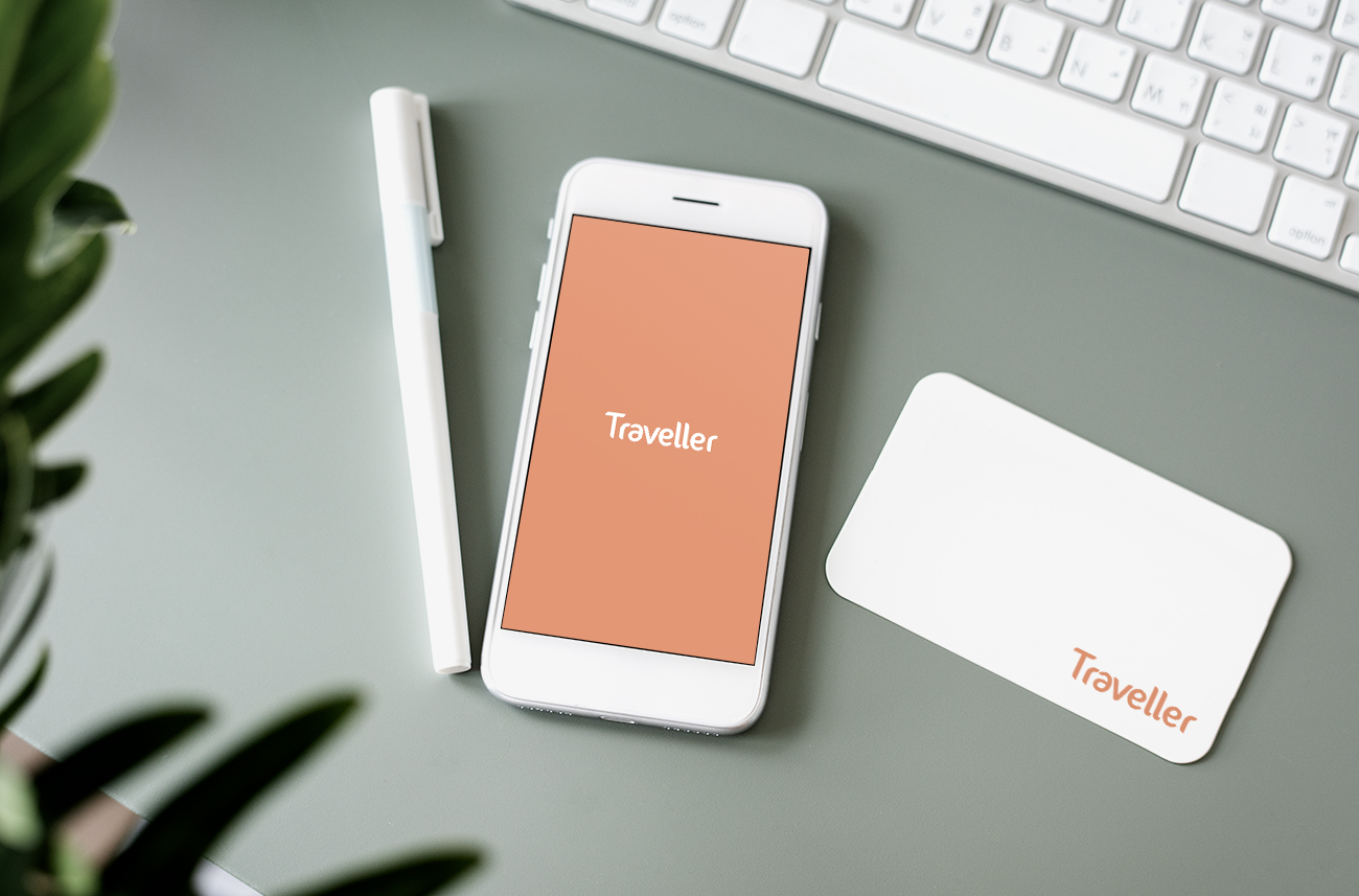 Mobile Design Mockup