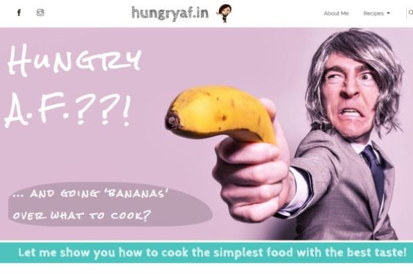 Screenshot of Hungry AF?