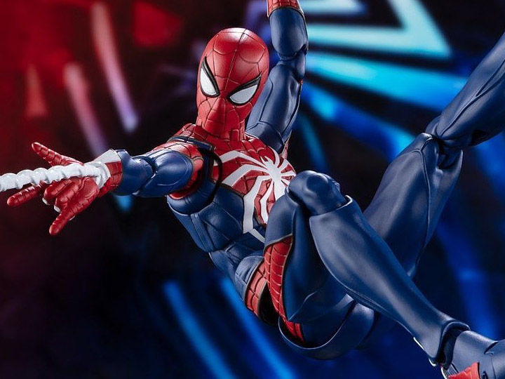 S.H.Figuarts Spider-Man Advanced Suit (2018 Video Game)