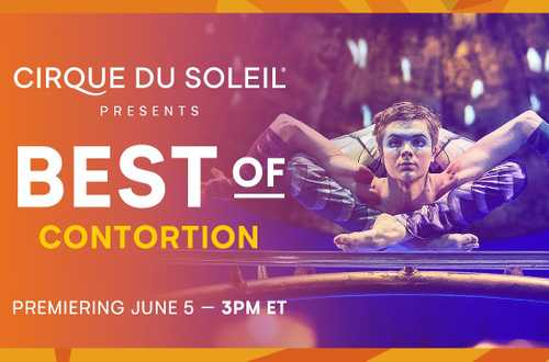 Best of Contortion - Cirque du Soleil