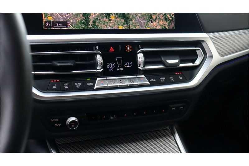 BMW 3 Serie 330i High Executive M-Sport Leder, Schuifdak, Harman/Kardon afbeelding 6