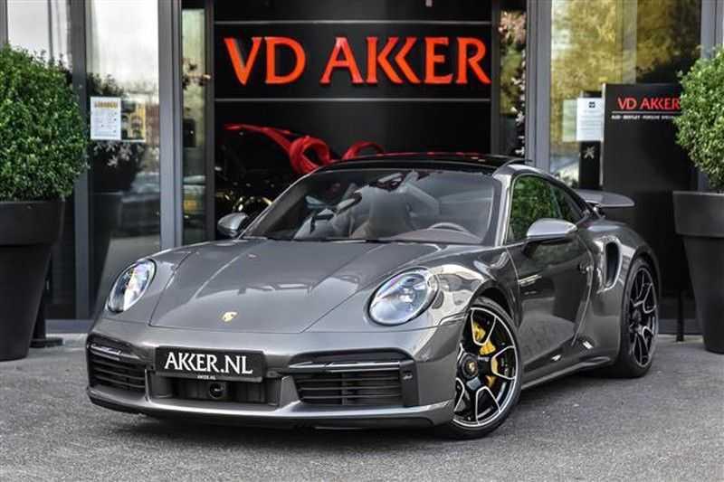 Porsche 911 TURBO S BURMESTER+LIFT+ACC+GLASDAK NP.305K afbeelding 1