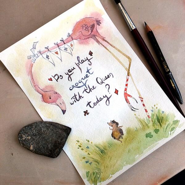 Цитаты: Алиса в стране Чудес