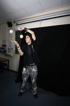 Ieuan Juggling